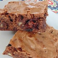 Black Forest Brownies - Allrecipes.com