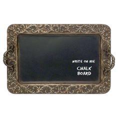 Jefferson Chalkboard Tray