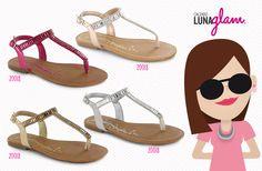 #Primavera, nunca te vayas  Mira estas #sandalias, ¿qué color te gusta más?   #Mujer #calor
