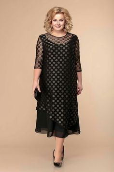 Dressy Dresses, Modest Dresses, Plus Size Dresses, Plus Size Outfits, Lace Dresses, Club Dresses, Frock Fashion, Fashion Dresses, Plus Size Evening Gown