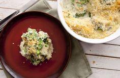 Broccoli Gratin   http://www.macheesmo.com/2014/01/broccoli-parmesan-gratin/#more-2933