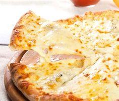 طريقة عمل بيتزا مشكل جبن فى البيت