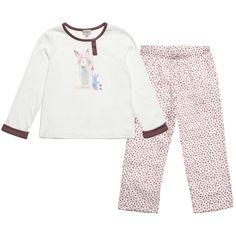 Paul Smith Junior Girls Cotton Pyjamas at Childrensalon.com