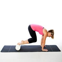 Why You Need a Foam Roller! I admit, I had no clue the importance of these until a few months ago! Now, I LOVE me some foam rolling!