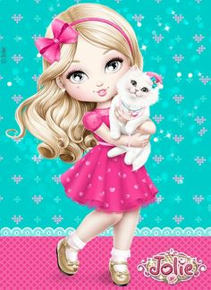 Disney Dolls, Craft Materials, Cute Pictures, Decoupage, Kittens, Disney Characters, Fictional Characters, Aurora Sleeping Beauty, Barbie