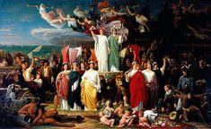 Adolphe Yvon - Genius of America - Genius (mythology) - Wikipedia, the free encyclopedia