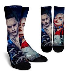 SUICIDE SQUAD LOVERS WOMEN SHOES Squad, High Tops, Lovers, Canvas, Sneakers, Lace, Shoes, Women, Fashion