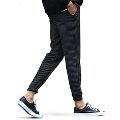 Striped Pants For Man //Price: $45.70 & FREE Shipping //     #Urban4Style    Check it https://4urbanstyle.com/striped-pants-for-man/