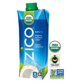 ZICO Coconut Water - Sulfite free