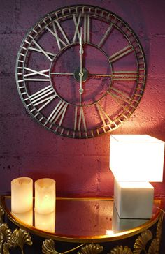 Clock, Stager, Wall Accessories, Modern, Table Fan, Wall Clock, Wall Spaces