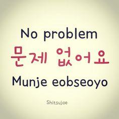 No problem: Moonje eobseoyo