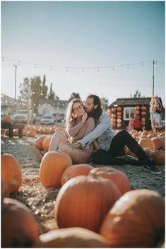 Pumpkin Patch Lovers - Tressa Wixom Photography