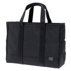 porter yoshida black drive tote bag. www.yoshidakaban.com