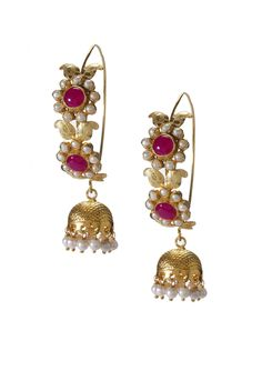 kundan-copper-alloy-hoops
