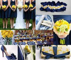 Royal Blue and yellow colour scheme  Jen Antoniou Jen Antoniou Weddings and Events www.jenantoniouweddings.com events@jenantoniou.com 707-992-5872