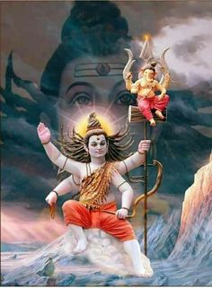 Maha Shivaratri is a Hindu festival celebrated annually in honour of Lord Shiva, and in particular, marks the day of the consummation of marriage of Shiva. Shiva Hindu, Shiva Shakti, Hindu Art, Hindu Deities, Jai Ganesh, Ganesh Lord, Lord Krishna, Ganesh Wallpaper, Lord Shiva Hd Wallpaper