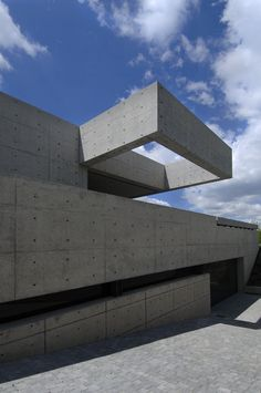 The spanish architecture firm A-cero recently has completed the Concrete house in Madrid, Spain.