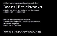 Stadscafé Van Gogh - Design Beers Brickworks