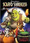 SCARED SHREKLESS DVD Halloween Kids Movie Shrek