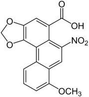 Aristolochic acid