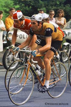 Eddy Merckx photo WERNER MÖLLER