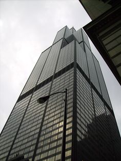 Sears Tower-Chicago