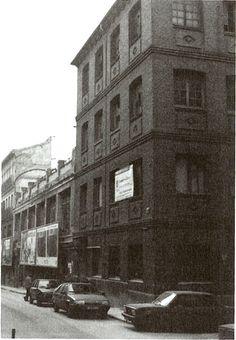 """Caminando por Madrid: Las Fábricas de Cerveza de Madrid- En 1890 surge la fábrica """"Hijos de Casimiro Mahou"""", en la calle de Amaniel"""