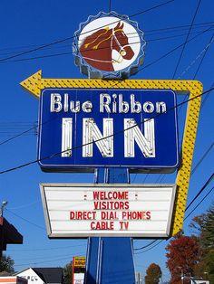 blue ribbon inn