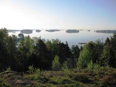 Näkymä Viikinkikalliolta Little Island, River, Celestial, Sunset, Outdoor, Outdoors, Sunsets, Outdoor Games, The Great Outdoors