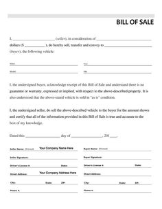 used car bill of sale form jpg printable bill of sale car legal