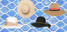 Packliste für Ferien: Hüte