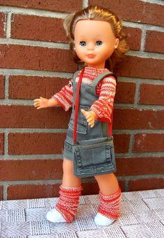 Conjunto para Nancy, uno de cada diseño. Hecho a mano por Petits Vestits.   Juguetes, Muñecas y accesorios, Muñecas modelo y accesorios   eBay!