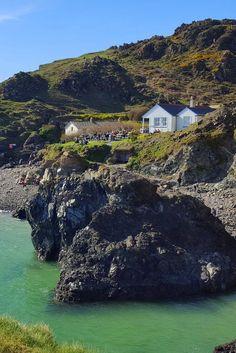 Eine der schönsten Sehenswürdigkeiten in Cornwall: Kynance Cove