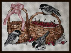 chickadees  -  no thread colors