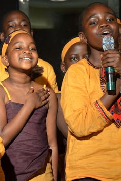Culture Of Kindness: 'Imba Means Sing' Follows African Children's Choir As They Perform For Their Future