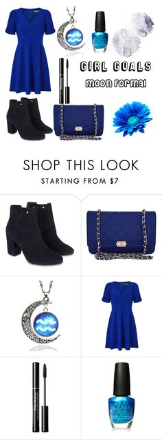 """Girl Goals"" by starcrashing on Polyvore featuring Monsoon, Chanel, Miss Selfridge and OPI"