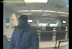 BANK ROBBERY ALERT - Susquehanna Bank 2302 N. Delsea Drive