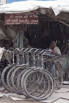 The Bicycle Shop by beachinrn, via Flickr