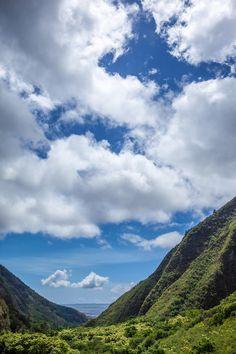 Hawaii 2014. Maui:  IAO Valley