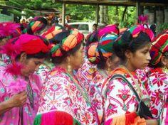 Mujeres Tenek-San Luis Potosí
