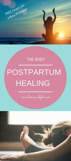 #bornandfed- Discover how to care for your body postpartum, tips to get more sleep, prevent painful breastfeeding, and Kegel like a boss! Postpartum care, pelvic floor, 4th trimester, postpartum tips,kegels , postpartum healing, painful breastfeeding, more sleep postpartum