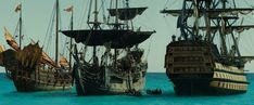 Pirates of the Caribbean Ship   This category is for ships , typified as large watercraft capable of ...