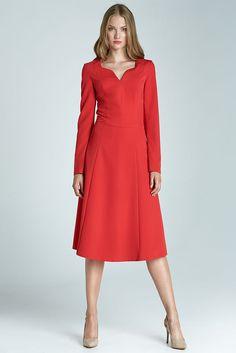 Robe rouge 44