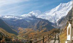 Saas Fee Mountain Peak and Glaciers Saas Fee, Ski Pass, Ski Vacation, Wallis, Winter Season, Skiing, Mountains, Travel, Winter