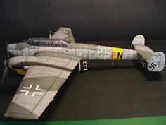 Messerschmitt Bf 110 G-2/R3 (Revell-Germany 1/48)