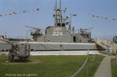 USS Cod - Cleveland OH