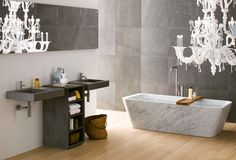 """If it is compared with other rooms within a home living, sometimes, bathroom is """"underestimated"""". Why? It is because bathroom is…"""
