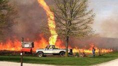 Fire Devil Tornado | FIRE TORNADO