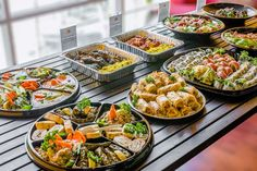 What's the easiest way to give your wellness program a boost? Serve healthy food at catered meetings and events. Consider having your employees send a list of their favorite healthy restaurants and order from them! Happier and healthier employees guaranteed!
