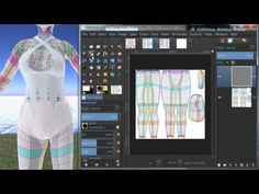 Creating an alpha layer - YouTube